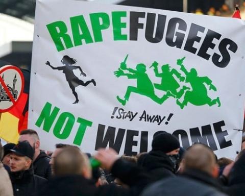 Германия. Мигранты. Насилие