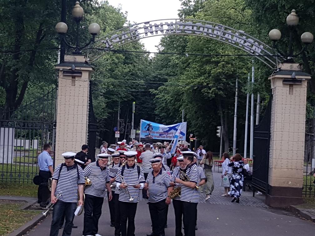 День ВМФ, Сокольники